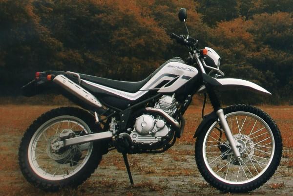 セローW250S