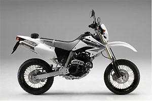 XR250 モタード