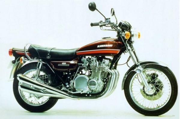 カワサキ900スーパー4 Z1A  1974