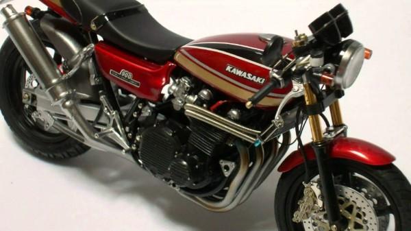 カワサキ900スーパー4 Z1B  1975